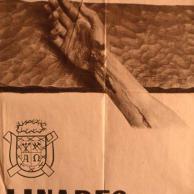 Cartel Semana Santa Linares 1965