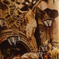 Cartel Semana Santa Linares 1973