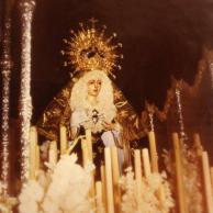 Cartel Semana Santa Linares 1985