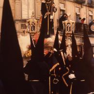 Cartel Semana Santa Linares 1989
