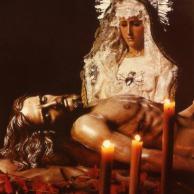Cartel Semana Santa Linares 1992