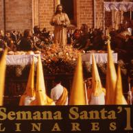 Cartel Semana Santa Linares 1995