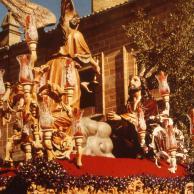 Cartel Semana Santa Linares 1996