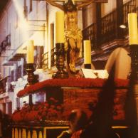Cartel Semana Santa Linares 1998
