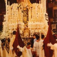 Cartel Semana Santa Linares 1999