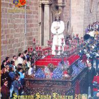 Cartel Semana Santa Linares 2000