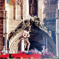 Cartel Semana Santa Linares 2001