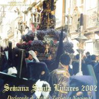 Cartel Semana Santa Linares 2002