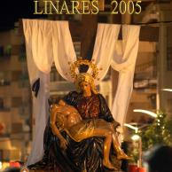 Cartel Semana Santa Linares 2005