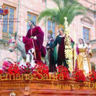Cartel Semana Santa Linares 2008